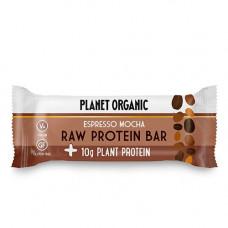 Planet Organic - Økologisk Raw Proteinbar Espresso Mocha