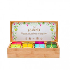pukka - Opbevarings Box til Tebreve - Limited Edition