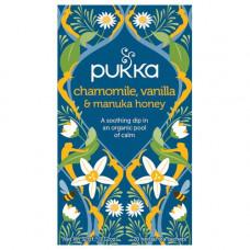 pukka - Økologisk Chamomile Vanilla & Manuka Honning Tea