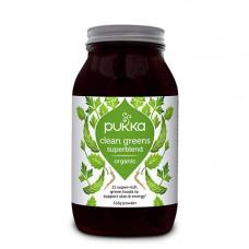 pukka - Økologisk Clean Greens Pulver