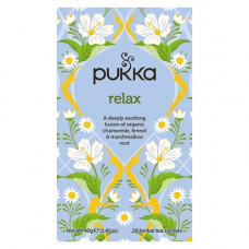 pukka - Økologisk Relax Tea