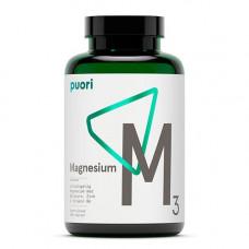 Puori - Magnesium M3 180 kapsler