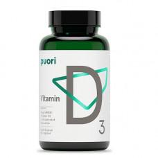 Puori - Vitamin D3 10mcg i Kokosolie