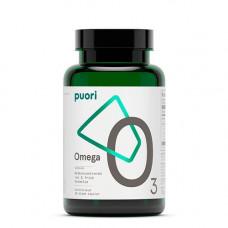 Puori - Omega-3  60 kapsler