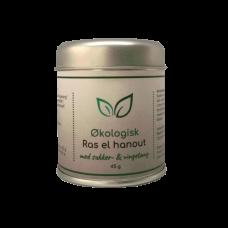 Pure Garden - Økologisk Ras El Hanout med Sukker & Vingetang