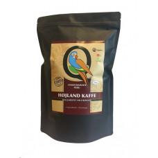 Q-Organic - Økologisk Mellemristet Højland Kaffebønner 1000g