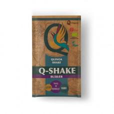 Q-Organic - Økologisk Quinoa Q-Shake med Blåbær