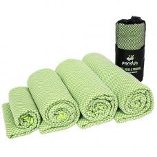 Pandoo - Bambus Håndklæde i Grøn 200 x 80 cm XL