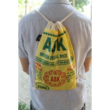 Rice & Carry - Rygsæk Pose