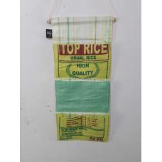 Rice & Carry - Væghængt Opbevaring