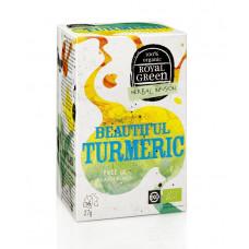 Royal Green - Beautiful Turmeric Tea