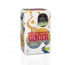 Royal Green - Deliciosly Ginger Tea