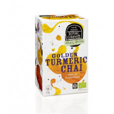 Royal Green - Golden Turmeric Chai Tea