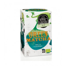 Royal Green - Matcha Tea