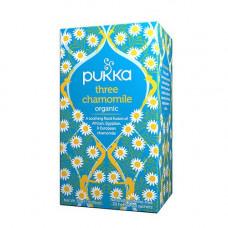 Pukka - Økologisk Three Chamomile Te