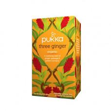 pukka - Økologisk Three Ginger Te