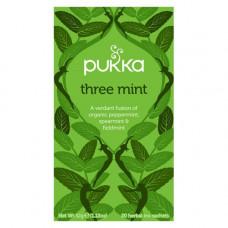 Pukka - Økologisk Three Mint Te