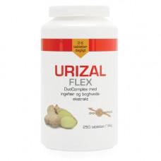 Mezina - Urizal Flex Ingefær 250 tabletter