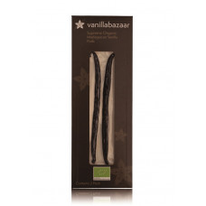 Vanillabazaar - Supreme Økologiske Madagaskar Vaniljestænger 2 stk.