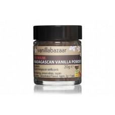Vanillabazaar - Madagaskar Vaniljepulver