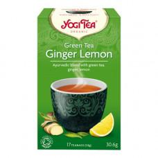 YOGI Tea - Økologisk Green Tea Ginger Lemon Chai