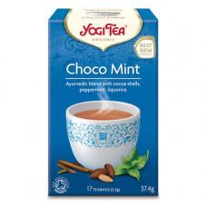 YOGI Tea - Økologisk Choko Mint Chai