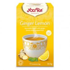 YOGI Tea - Økologisk Ginger Lemon Chai