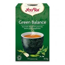 YOGI Tea - Økologisk Green Balance Chai