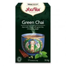 YOGI Tea - Økologisk Green Chai