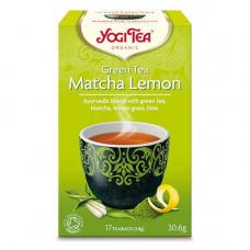 YOGI Tea - Økologisk Green Tea Matcha Lemon Chai