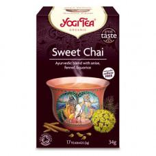 YOGI Tea - Økologisk Sweet Chai
