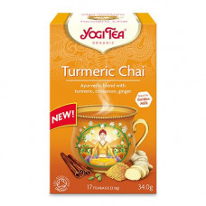 YOGI Tea - Økologisk Turmeric Chai