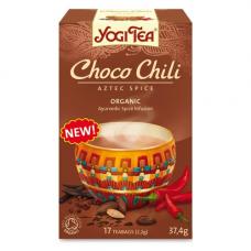 YOGI Tea - Økologisk Choco Chili Chai