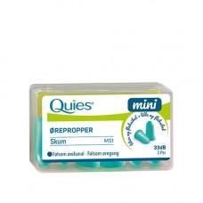 Quies - Mini Ørepropper i skum