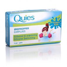 Quies - Vandtæt Ørepropper til børn