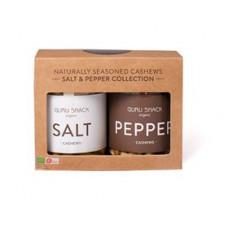 GURU SNACK - Salt og Peber Cashews - Gaveæske
