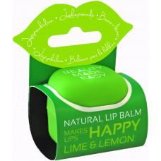Happy - Lime & Lemon Lip Balm