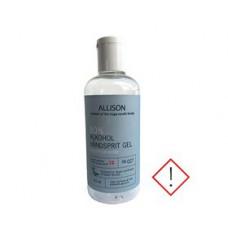 Allison - Desinficerende  håndsprit 80 procent alkohol