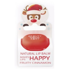 Happy - Lipbalm Fruity Cinnamon