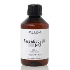 Juhldal - Face & Body Oil No 3 250 ml