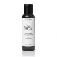 Juhldal - Shampoo No 2 normalt hår 100 ml