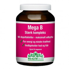 HealthCare - Mega B stærk kompleks