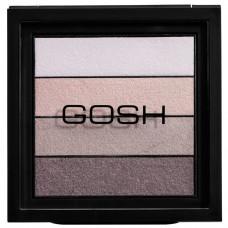 GOSH - Smokey Eyes Palette, 03 Plum