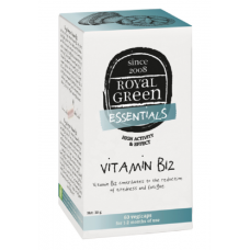 Royal Green - Vitamin B12 60 stk. kapsler