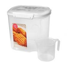 sistema - Opbevaringsboks Bakery med kop