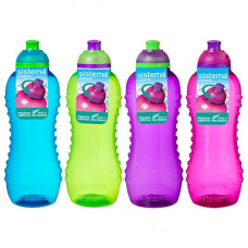 sistema - Drikkedunk Twist'n sip Blå pink grøn lilla
