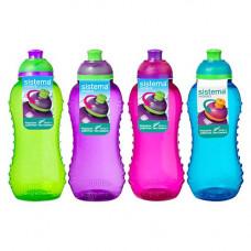 sistema - Drikkedunk Twist sip Blå pink grøn lilla