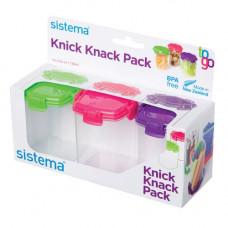 sistema - Opbevaringsboks Knick Knack medium