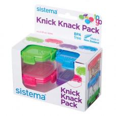 sistema - Opbevaringsboks knick knack mini Sistema