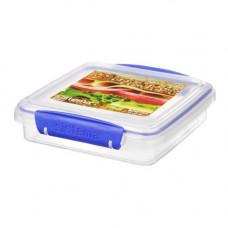 sistema - Sandwichboks blå